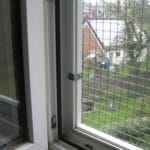 Katzennetz Fenstersicherung 2