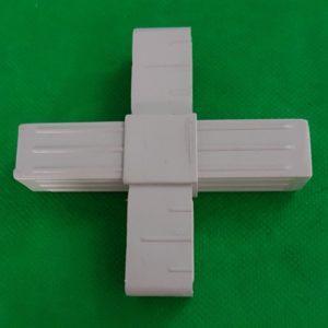 Kreuzverbinder für 20x20x1,5
