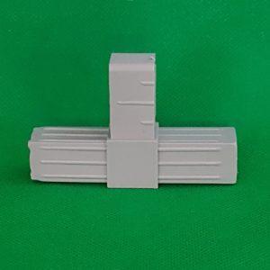 T Verbinder für 20x20x1,5