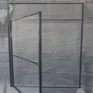 Katzengehege Türelement für 250cm