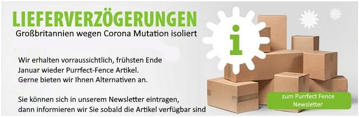 Lieferverzoegerung_purrfect-Fence-Katzenzaun-System